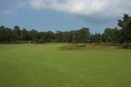 The view from the 10th fairway.