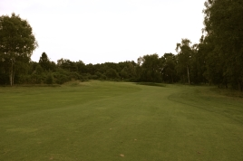The view from the 17th fairway.