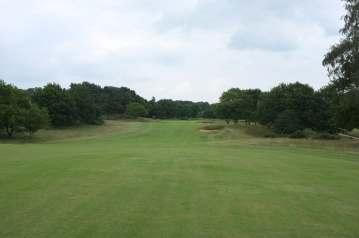 The view from the 6th fairway at the first landing area.