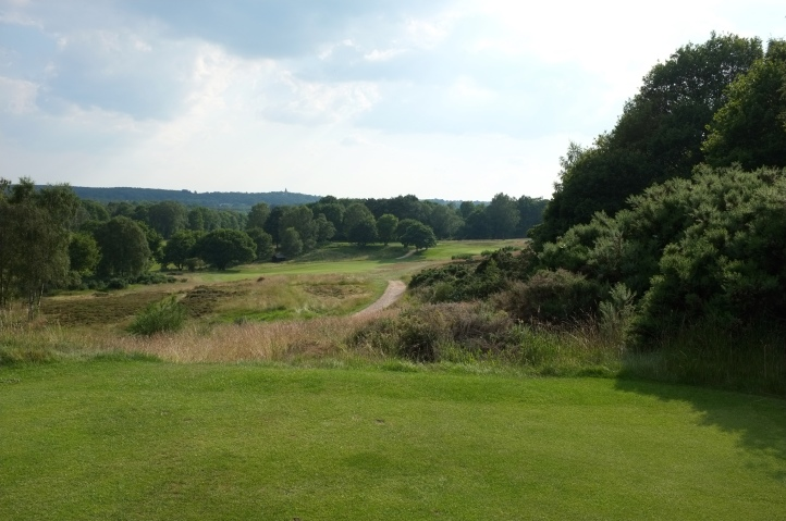The view from the 16th tee.