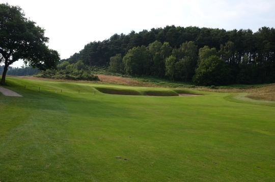 The view from the 16th fairway.