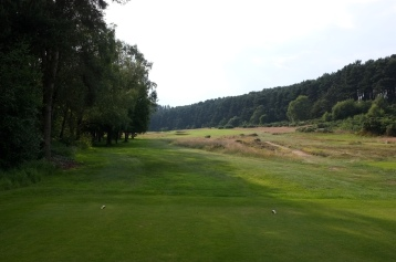 The view from the 17th tee.