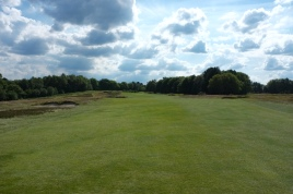 The view from the 4th fairway.