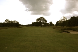 The view from the 13th fairway.