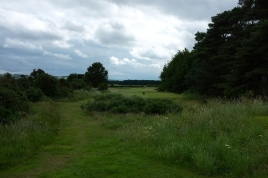 The view from the 3rd tee.