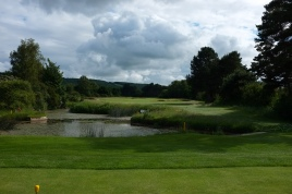 The view from the 6th tee.