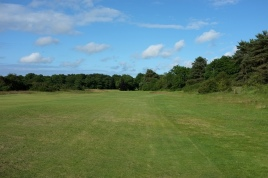 The view from the 9th fairway - further along as you approach the green.